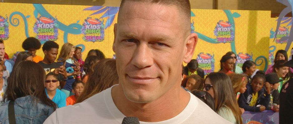 John Cena<br /> Telling Stories, Changing Lives