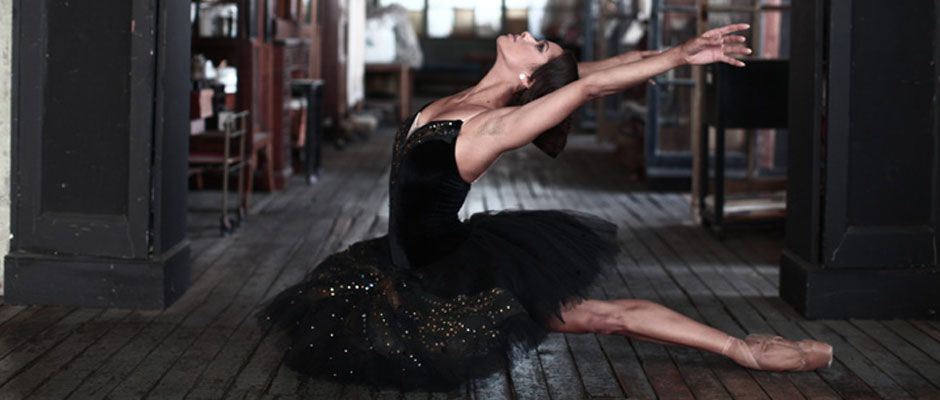 Misty Copeland<br /> Telling Stories, Changing Lives