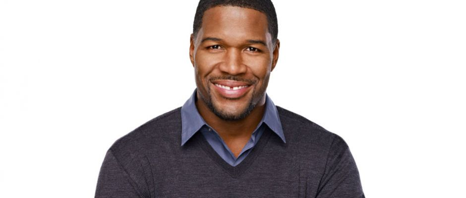 Michael Strahan<br /> Telling Stories, Changing Lives